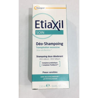ETIAXIL DEO SHAMPOOING TRANSPIRATION 150ML