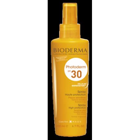 Bioderma Photoderm SPF30 solaire spray 200ml