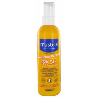 Mustela Spray solaire 50+ 300ml