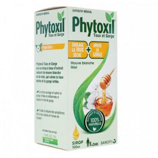 PHYTOXIL SIROP TOUX ET GORGE 100 ML