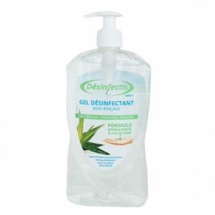 GEL DESINFECTANT SANS RINCAGE DESINFECTIS 100ML