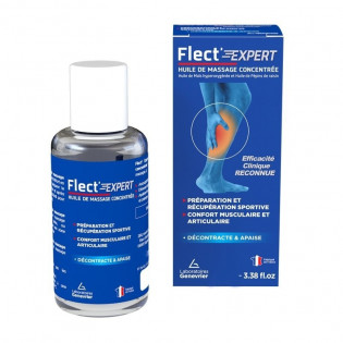 FLEC'EXPERT HUILE DE MASSAGE CONCENTREE 50ML