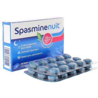 SPASMINENUIT 30 COMPRIMES