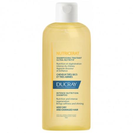 Ducray Nutricerat Shampooing traitant ultra-nutritif Flacon 200 ml