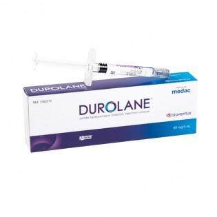 Durolane seringue 3ml Traitement douleurs arthose genou et hanche