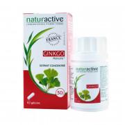 Naturactive PHYTO Ginkgo 200mg 60 gélules