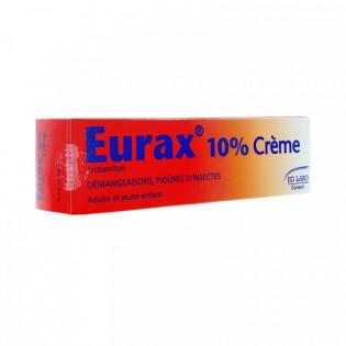 EURAX 10% CREME 40G