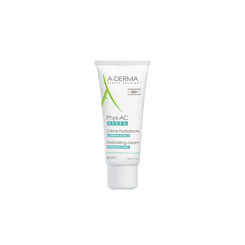 ADERMA - Crème compensatrice Phys-AC Hydra - 40ml