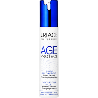 URIAGE ÂGE PROTECT FLUIDE SPF 30 FLACON POMPE 40ML