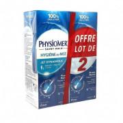 Physiomer Hygiène Nasale Jet Dynamique Lot de 2 Spray 135ML