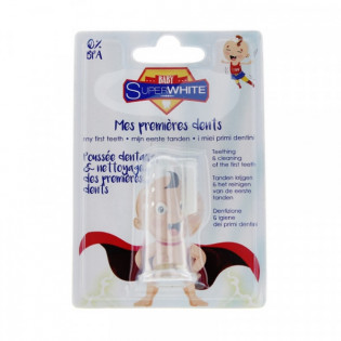 SUPERWHITE BABY MES PREMIERES DENTS