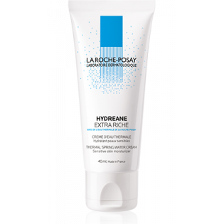 La Roche-Posay HYDREANE Riche. Tube 40ML