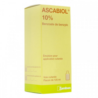 ASCABIOL 10% EMULSION 125ML