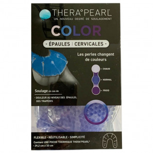 THERAPEARL COLOR EPAULES ET CERVICALES CHAUD FROID
