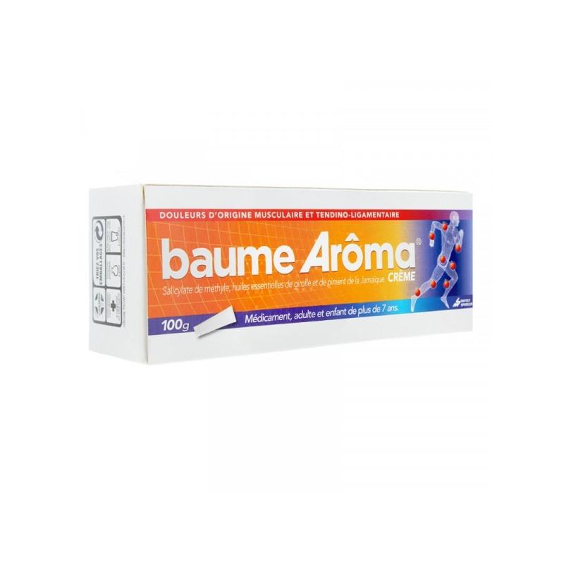 Baume arôma crème tube 100gr