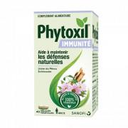 PHYTOXIL IMMUNITE 40 GELULES VEGETALES