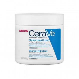 CeraVe Baume Hydratant Pot Pompe 454 g