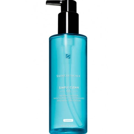 SkinCeuticals Simply Clean flacon pompe 200ml