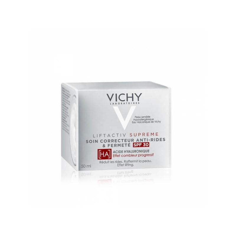Vichy Liftactiv Supreme Soin Correcteur Anti-rides et Fermeté 50 ml