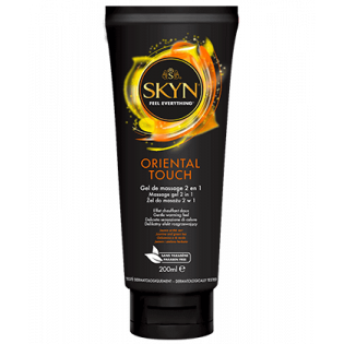 SKYN Oriental Touch Gel de massage 2 en 1 200 ml