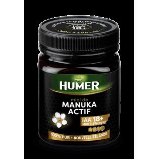 Humer Miel de Manuka Actif IAA 18 + 250 g
