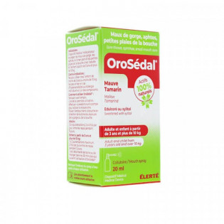 OroSédal Collutoire 20 ml