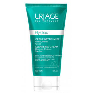 URIAGE Hyséac Crème nettoyante 150 ml