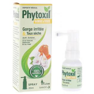 Phytoxil Gorge Irritée & Toux Sèche Spray 20 ml
