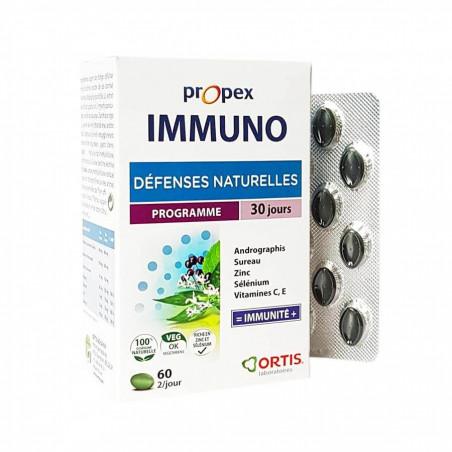 Propex Immuno 60 gélules ORTIS