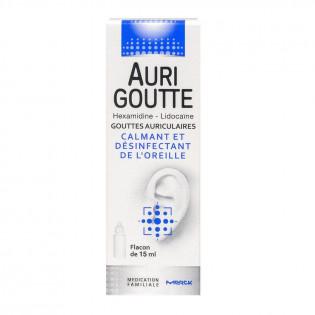 Aurigoutte goutte auriculaire Flacon 15 ml