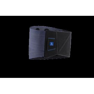 Thuasne LombaSkin 21 cm noir/bleue taille 1