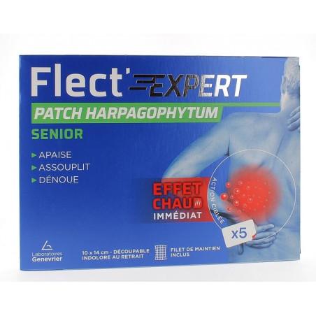 Flect'Expert Patch Harpagophytum Effet chaud immédiat x5