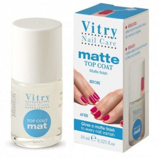 Top Coat mat 10 ml Vitry