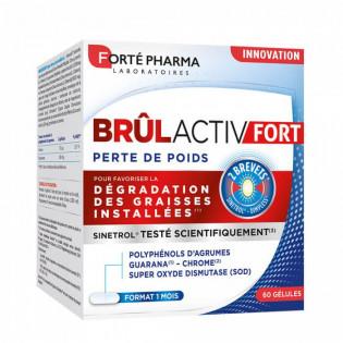 Forté Pharma BrûlActiv Fort 60 gélules