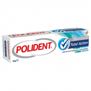 Polident Total Action 40 g