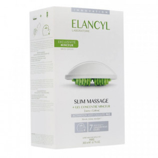 Elancyl Slim Massage + Gel Concentré Minceur 200 ml