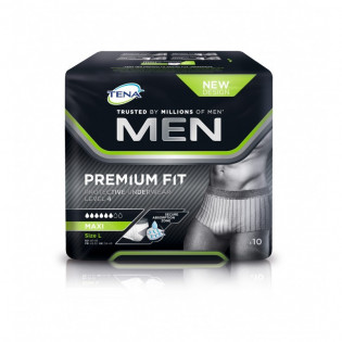 TENA MEN PREMIUM FIT MAXI TAILLE L