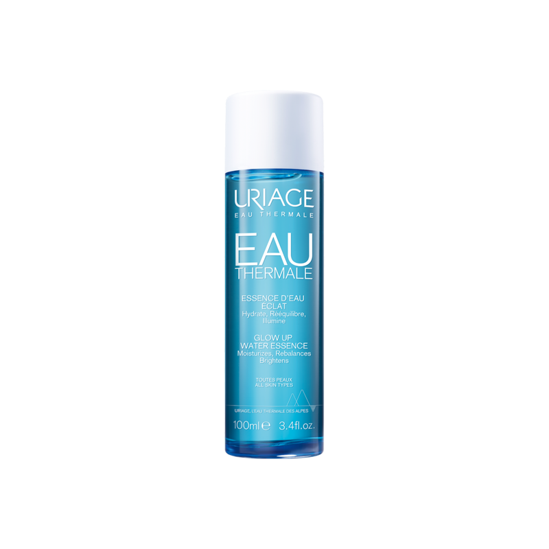 URIAGE EAU THERMALE Essence d'Eau Eclat. Flacon 100ml