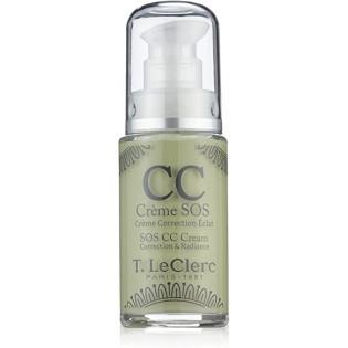 CC Crème SOS Rougeurs T.Leclerc Tilleul 30 ml