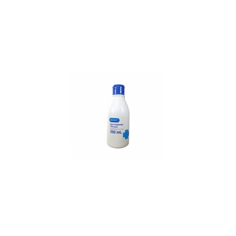 Eau oxygénée 3% 250 ml Alvita