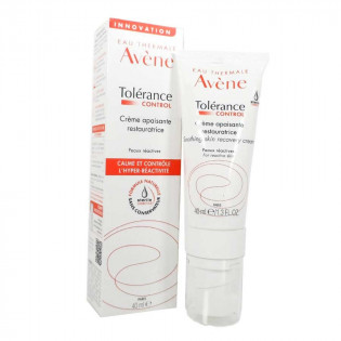 Avène Tolérance Control Crème Apaisante Restauratrice 40 ml
