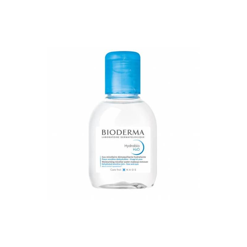 Bioderma Hydrabio Solution Micellaire Démaquillante Hydratante 100 ml
