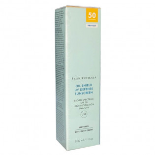 SkinCeuticals Oil Shield UV Defense Sunscreen SPF 50 30 ml