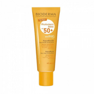 Bioderma Photoderm Max SPF 50+ Aquafluide Très haute Protection 40 ml