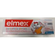Elmex Dentifrice Enfant. Tube 50ML