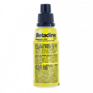 Bétadine Dermique 10% 125 ml