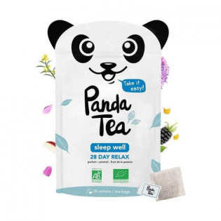 Panda Tea Night Cleanse Detox 28 sachets