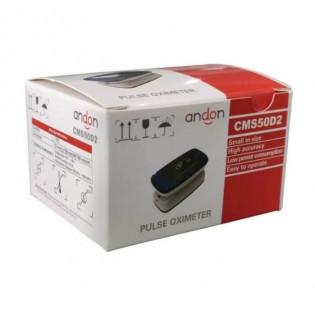 Oxymètre de Pouls Andon CMS50D2