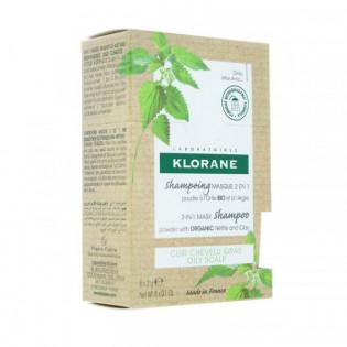 Klorane Shampoing Masque 2 en 1 8x3g