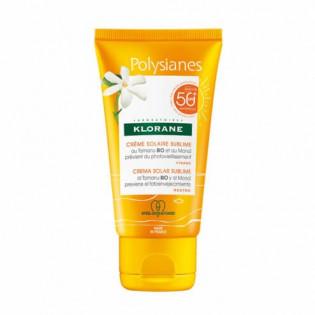 Klorane Crème Solaire Sublime SPF50 50 ml